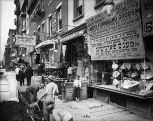Fondos fotográficos históricos. Archivo Municipal de Nueva York