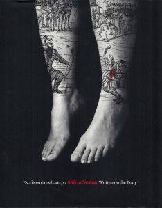 Reseña catálogo exposición Escrito sobre el cuerpo Shirin Neshat