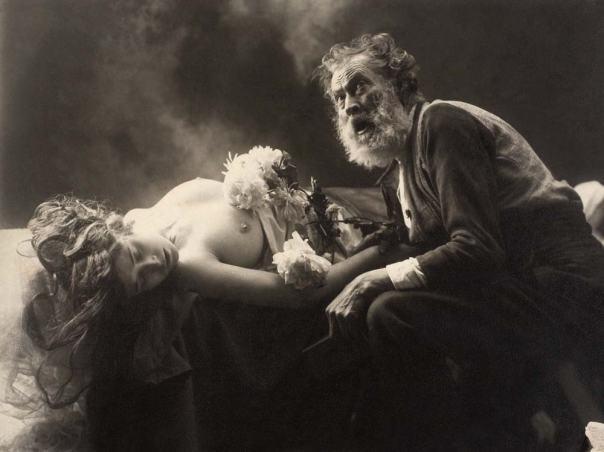 ¿En qué lugar del cielo te encontraré? (ca. 1903-4)