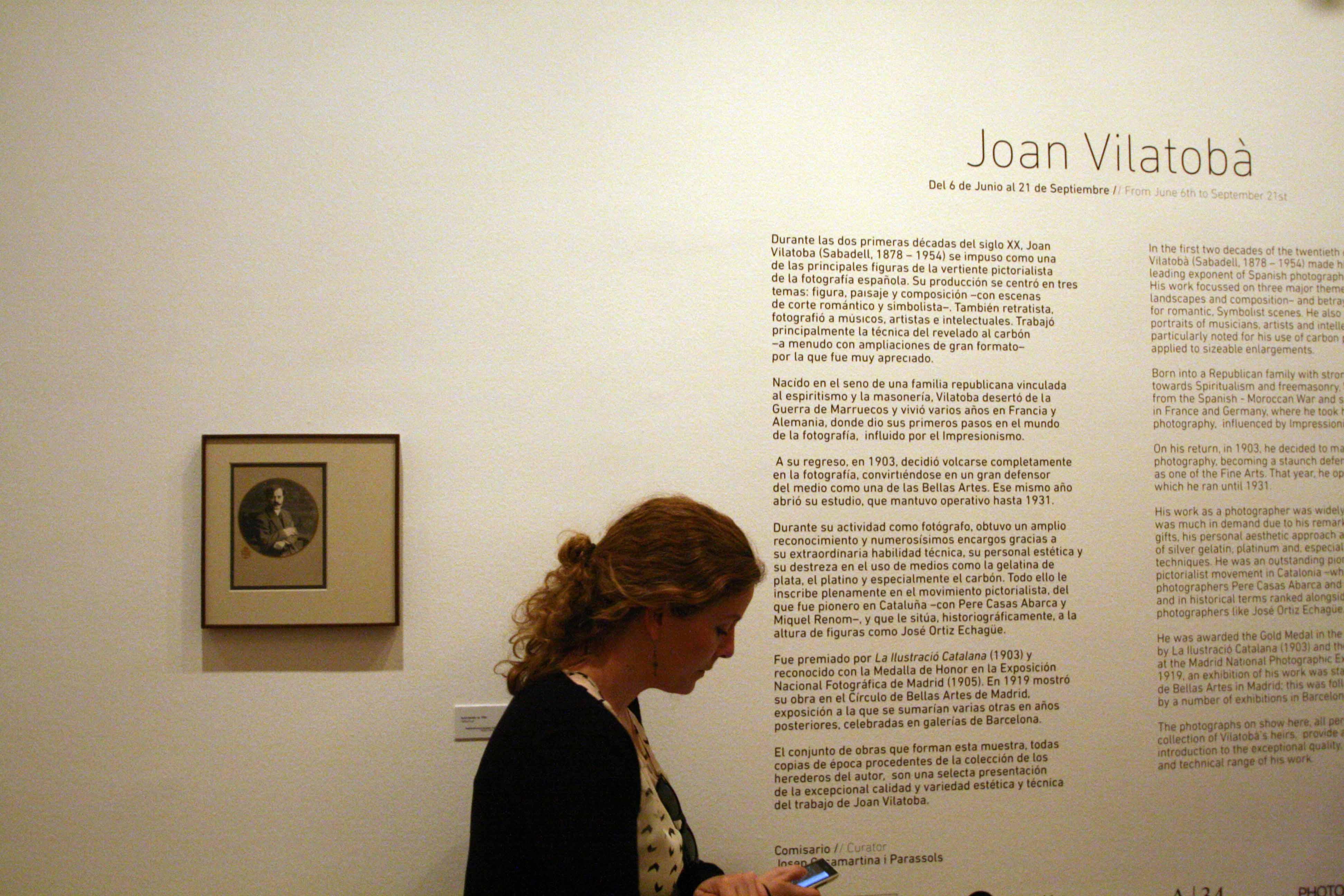 Joan Vilatobà. Exposición | DOC Malalana