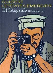 «El fotógrafo», una novela foto-gráfica de la Guerra ruso afgana