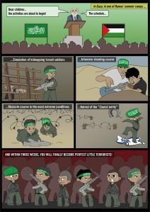 IDF-HAMAS-COMICS 5